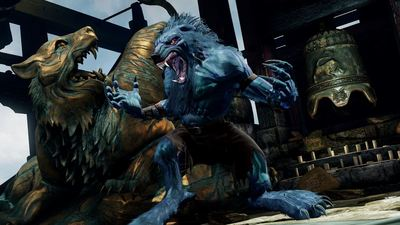 Killer Instinct (2013) Screenshot - Sabrewulf