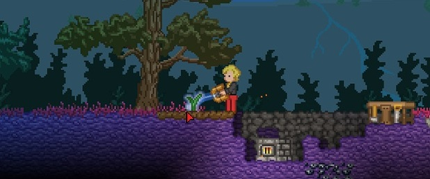 Starbound - Feature