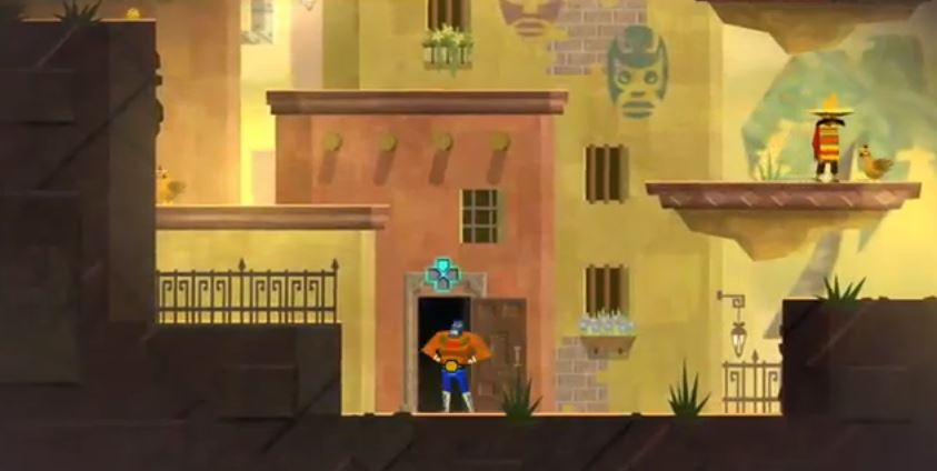 guacamelee mariachi band location