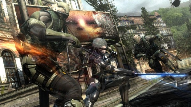 Metal Gear Rising Revengeance - 360, PS3 - 1