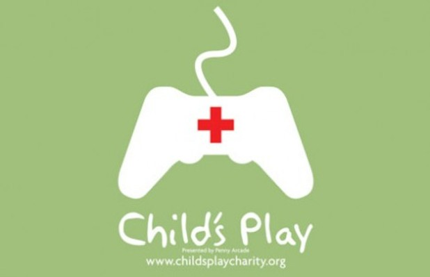 Screenshot - Child's Play charity