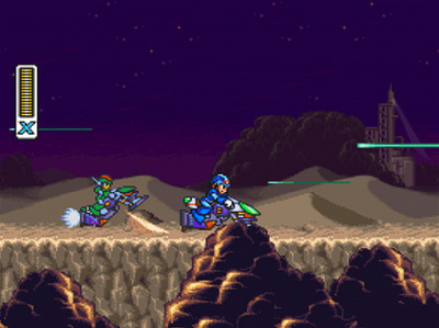 Screenshot - Mega Man X2
