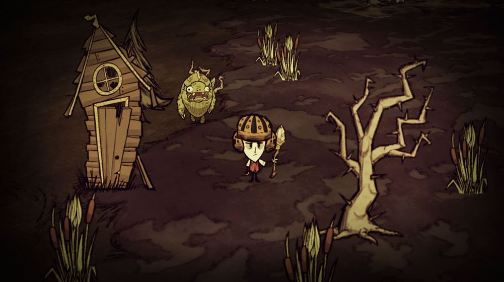Dont Starve PS4