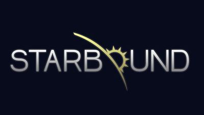 Starbound Screenshot - starbound logo