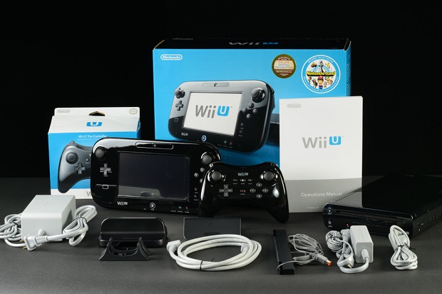 All the Wii U