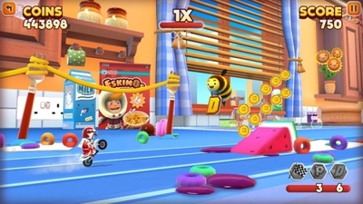 Screenshot - Joe Danger Infinity
