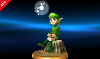 Super Smash Bros Trophie 3DS