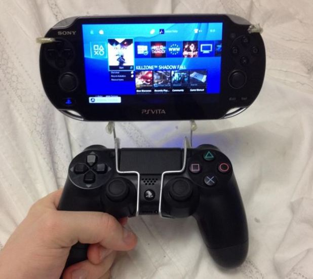 PlayStation 4 Screenshot - reddit ps4 vita hanger