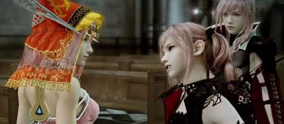 Lightning Returns: Final Fantasy XIII Screenshot - 1158412