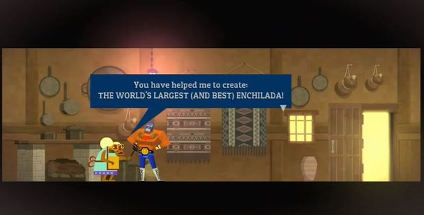 guacamelee! world's greatest enchilada
