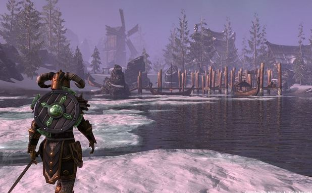 The Elder Scrolls Online Screenshot - 1158477