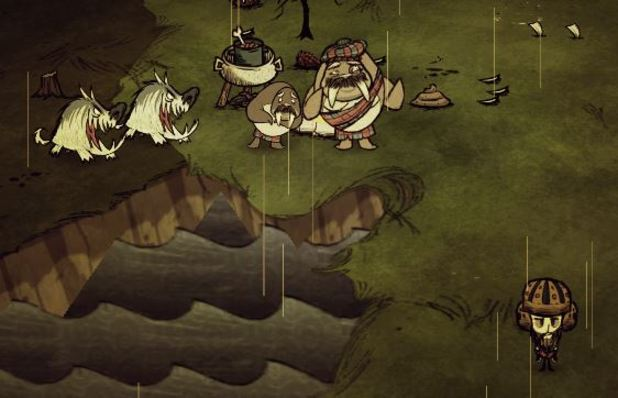 Don't Starve Screenshot - Don't Starve MacTusk