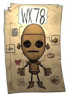 don't starve wx-78