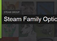 Steam Family Options