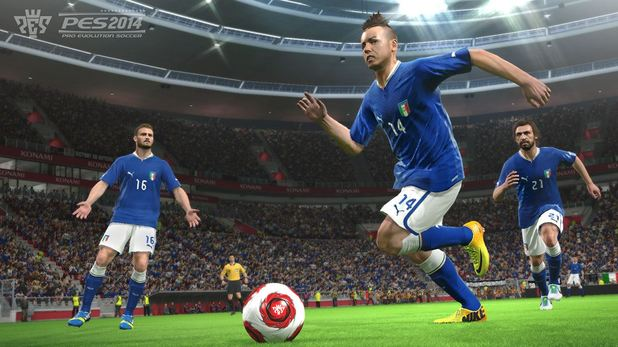 Pro Evolution Soccer 2014 Screenshot - 1158552