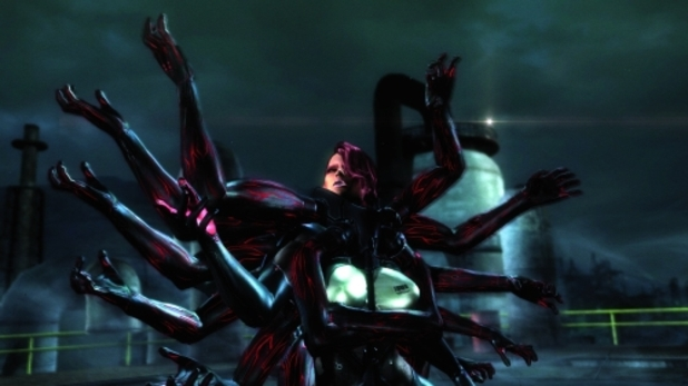 Metal Gear Rising: Revengeance Screenshot - Rising
