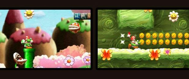 Yoshi's New Island - Feature