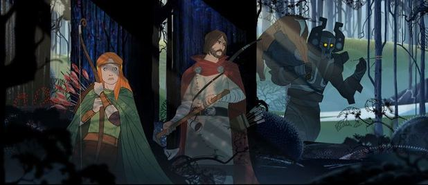 The Banner Saga Screenshot - 1158628