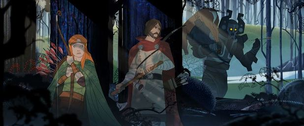 The Banner Saga - Feature