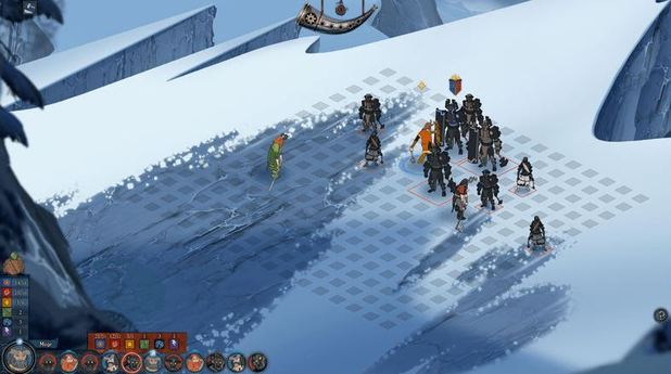 The Banner Saga Screenshot - 1158634