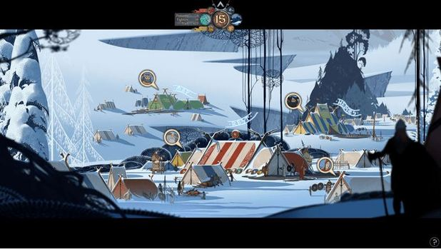 The Banner Saga Screenshot - 1158635