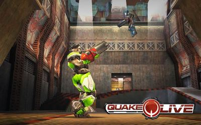 QUAKE LIVE Screenshot - 1158649