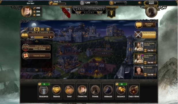 Game of Thrones Ascent Screenshot - Ascent