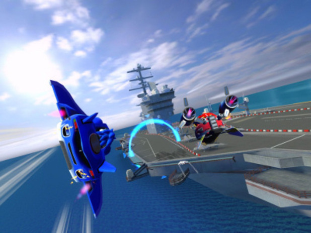 Sonic & All-Stars Racing Transformed Screenshot - Racing Transformed small