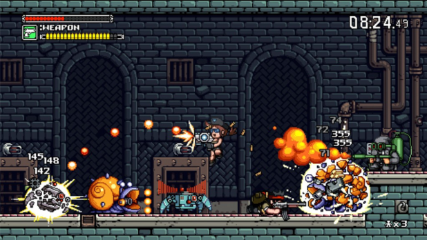 Mercenary Kings Preview: The Contra MMO