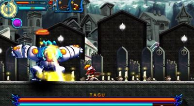 Valdis Story: Abyssal City Screenshot - 1158697