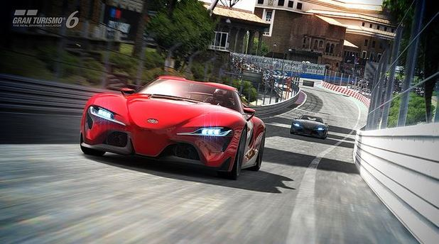 Gran Turismo 6 Screenshot - 1158703