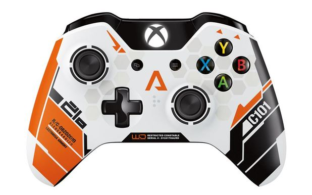 Xbox One Titanfall Limited Edition Controller