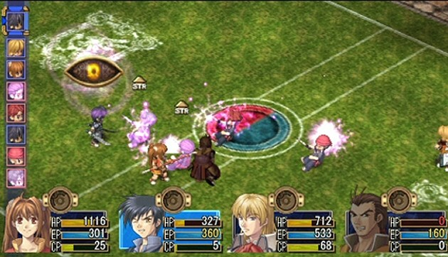 Trails in the Sky screenshot