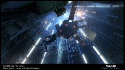 Killzone: Shadow Fall Screenshot - The Cruiser - Killzone shadow fall