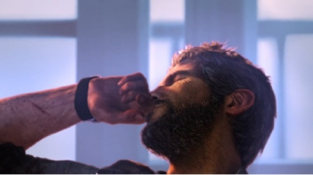 The Last of Us Screenshot - joel the banderas