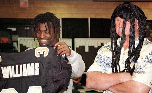 mike ditka ricky williams