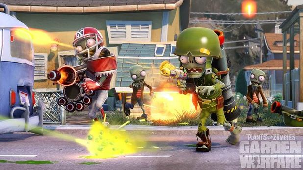 Plants vs. Zombies: Garden Warfare Screenshot - 1158848