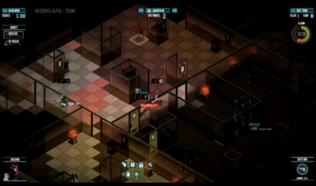 Screenshot - Invisible Inc.