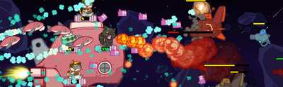 FTL: Faster Than Light Screenshot - Naughty Kitties featured