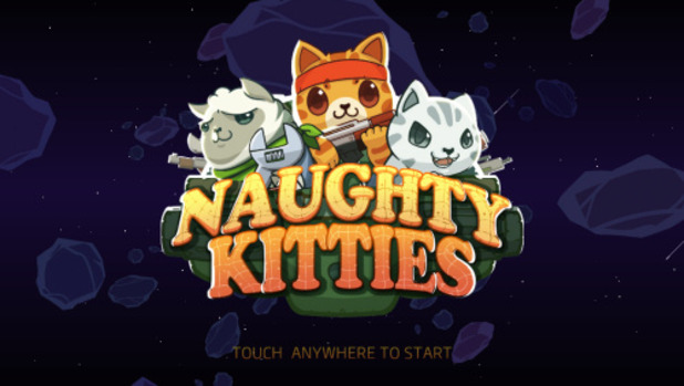 Naughty Kitties small