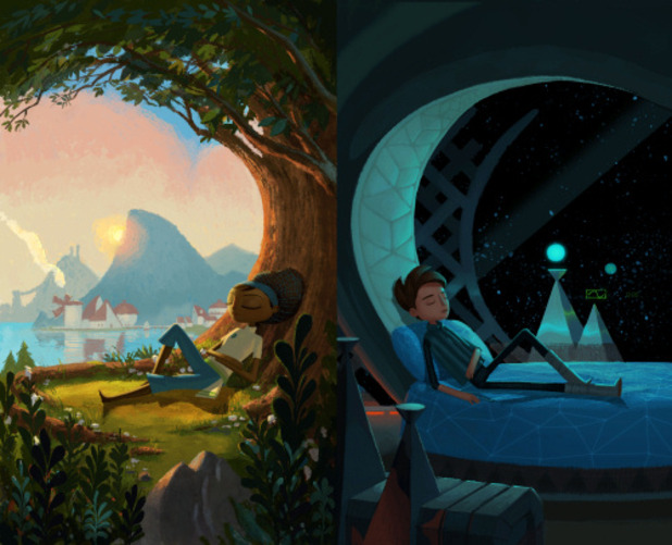 Broken Age Screenshot - Broken Age small