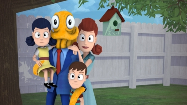 Octodad: Dadliest Catch Screenshot - Octodad: Dadliest Catch