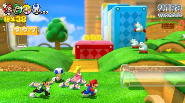 Super Mario 3D World Screenshot - 1159028
