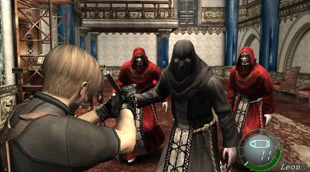 Resident Evil 4 HD Screenshot - Resident Evil 4 Ultimate HD Edition