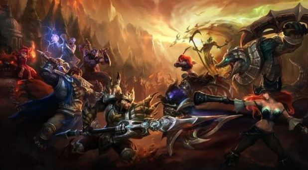 League of Legends Screenshot - League of Legends