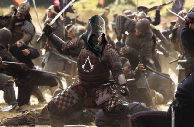 assassins creed last samurai