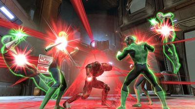 DC Universe Online Screenshot - War of the Light Part 1