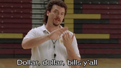 Gaming Culture Screenshot - eastbound and down make it rain