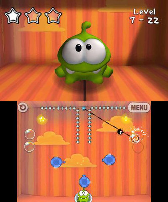 Cut the Rope Screenshot - Cut the Rope: Triple Treat