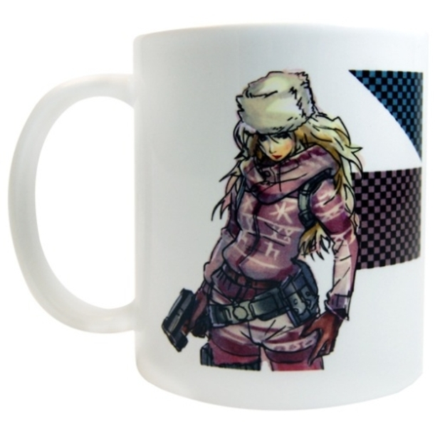Resident Evil: Revelations Screenshot - RE: Revelations mug